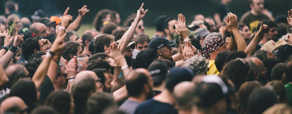 Azkena Rock Festival Embajadores