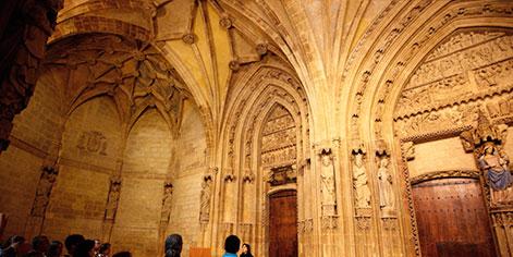 Catedral de Santa Maria en Vitoria-Gasteiz