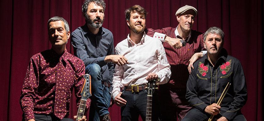 Azkena Rock Festival Music Música Spain España The Allnighters