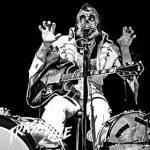 Azkena Rock Festival Music Música Spain España Trashville Dead Elvis and his one man grave