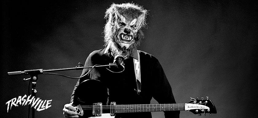 Azkena Rock Festival Music Música Spain España Trashville Hombre Lobo Internacional