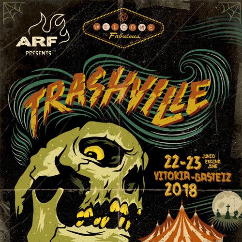 Trashville Azkena Rock 2018