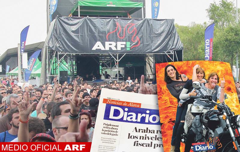 Diario de Noticias de Álava Azkena Rock 2018