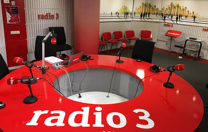 radio3 Azkena Rock