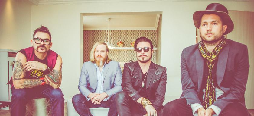 Rival Sons en Azkena Rock Festival 2018