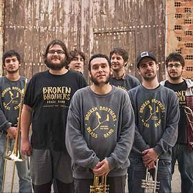 Broken Brothers Brass Band en el Azkena Roc Festival 2018