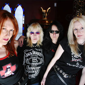 Girlschool en el Azkena Roc Festival 2018