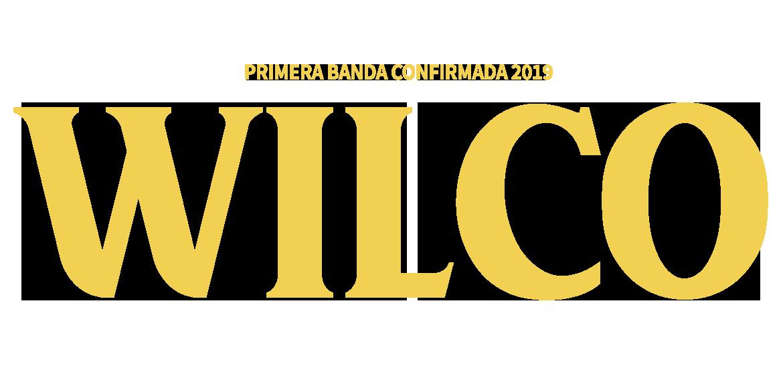 Wilco primer artista del Azkena Rock Festival